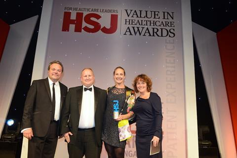 Value in Healthcare Awards Essentia